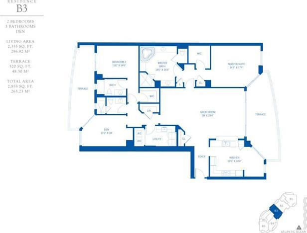 2700 N Ocean Drive #2403b Real Estate Property Photo #19