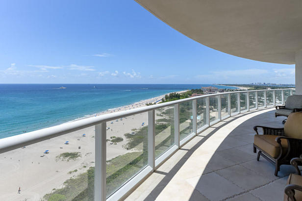 2700 N Ocean Drive #1402a Real Estate Property Photo #17