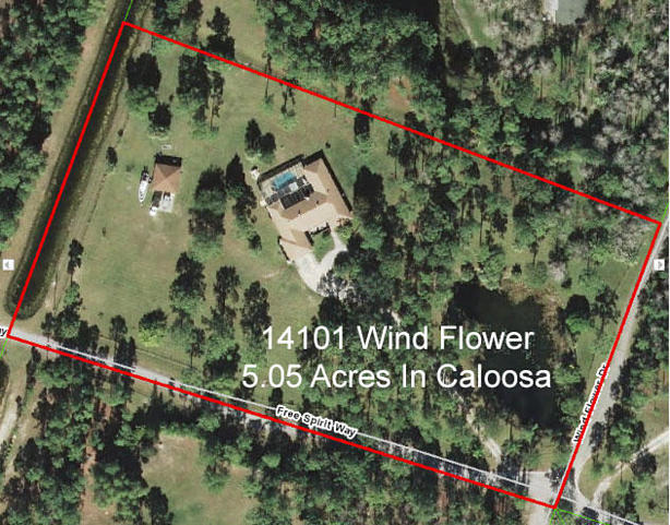 14101 Wind Flower Drive  Real Estate Property Photo #2