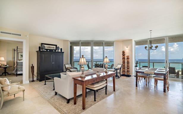 2700 N Ocean Drive #1204b Real Estate Property Photo #2