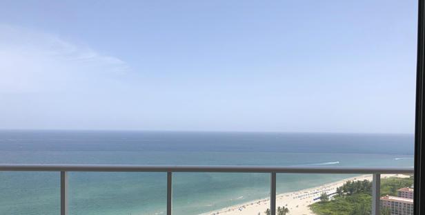2700 N Ocean Drive #ph-1 B Real Estate Property Photo #24
