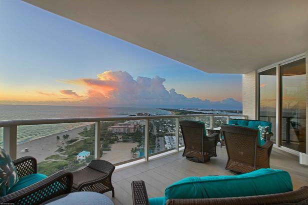 2700 N Ocean Drive #2301b Real Estate Property Photo #14